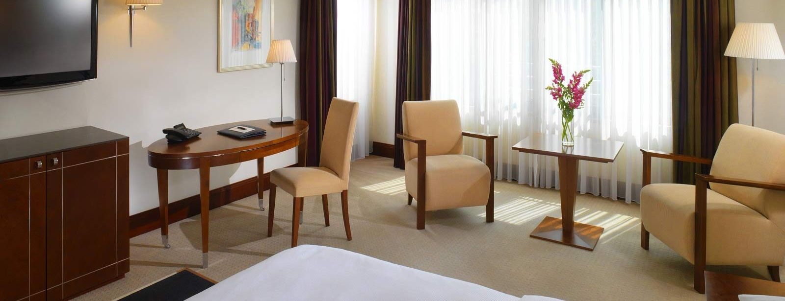 Executive Room - Sheraton Carlton Hotel Nuremberg